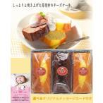 お祝い お菓子 内祝い 出産内祝い お祝い返し 出産祝い お返し 名入れ 写真入り カード チーズケーキ3本 (AD)軽