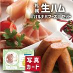 お歳暮 冬 ギフト 送料無料 北海道産 生ハム 生サラミ セット お祝い 出産 結婚 内祝い gift 肉 ランキング (SK)軽