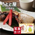 お歳暮 冬 ギフト 送料無料 富山県 西京漬け 塩ぶり 詰合せ お祝い 出産 結婚 内祝い gift 海鮮 食べ物 ランキング (SK)軽