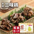 お歳暮 冬 ギフト 送料無料 宮崎 三味鶏 B お祝い 出産 結婚 内祝い gift 肉 産直 国産 鶏肉 ランキング (SK)軽