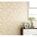 LAURA ASHLEY(ローラアシュレイ) 壁紙 オリエンタル ガーデン LA17009・LA17010 巾53cm×10m巻