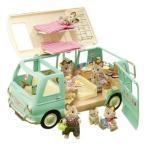 シルバニアファミリー 人形 キャンピングカー Sylvani