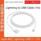 Apple 純正 iPhone iPad ライトニングケーブル 1m 本体同梱品 MD818AM/A