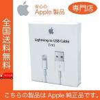 Apple純正ケーブル Lightningケーブル 1m iPhone MD818AM/A