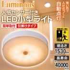【半額以下セール】人感センサー付!100W相当 LED小型シーリングライト 1520lm 長寿命40000時間 トイレ/玄関照明 14W 省エネ 自動点灯/消灯 ◇ 小型照明 TN-CLLS