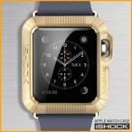 Apple Watch ケース IGRAM iSHOCK 38mm 42mm 対応 2カラーセットでお得!! appl