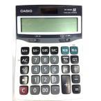 電卓 12桁 カシオ DF-120VB-N