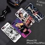 iphoneXS MAX iphoneX iphoneXR iPhone7 plus iPhone8 plus ケース カバー プリンセス イラスト おもしろ アリエル アリス 白雪姫 エルサ パロディ ICARER SPACE