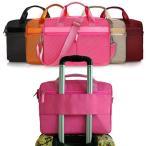パソコンバッグ 13インチ 15インチ 出張におすすめ スーツケースに装着可能 ビジネスバッグ PCバッグ おしゃれ 男女兼用 ブランド