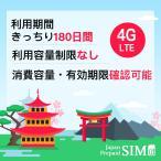 日本docomoプリペイドデータ専用SIM 10GB/15GB/20GB/30GB+最大256Kbps 有効期限90日/180日