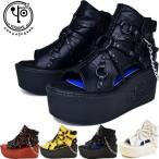 ショッピングブーツサンダル YOSUKE ヨースケ 厚底ブーツサンダル 靴 ブーツ ショート ウェッジソール 2600887