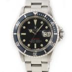 3年保証 ロレックス ROLEX サブマリーナ 時計 1680 赤サブ マーク4 5番 自動巻 メンズ 2405000988781 中古