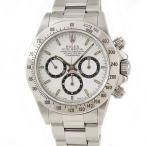 ロレックス ROLEX コスモグラフ デイトナ 16520 S番 トリチウム 白 メンズ 腕時計 自動巻き ホワイト 中古