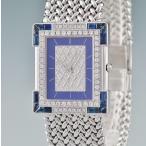3年保証 セイコークレドール K18WG無垢 5A74-0110 31mm メンズ クォーツ 純正ダイヤモンド&サファイア 2405010008950中古