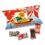 お年賀 キャンディボックス 200個販売 迎春柄のキャンディ 来場来店記念品 ※商品代引不可