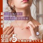 【Vフェザー磁気ネックレス】 女性用 おしゃれ 健康グッズ おすすめ 整体 首 肩 マッサージ スッキリ ほぐし