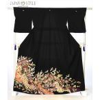 留袖 レンタル 黒留袖 フルセット ジャパンスタイル 結婚式 御所車 江戸妻 母親