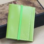 40%OFFセール特価 PE58 カードケース イタリア製 レザー DALLAITI ブランド  ポイントカード