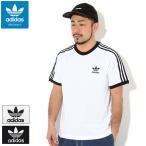 アディダス Tシャツ 半袖 adidas メンズ 3 ストライプス オリジナルス(3 Stripes Tee Originals カットソー CW1203 DV1565 DV1564 CW1202)