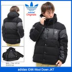 アディダス adidas ジャケット メンズ ID96 ウール ダウン オリジナルス(adidas ID96 Wool Down JKT Originals アウター 男性用 AY9128)