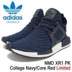 アディダス スニーカー adidas メンズ 男性用 ノマド XR1 PK College Navy/Core Red オリジナルス(NMD XR1 PK Limited Originals BA7215)