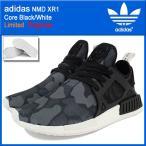 アディダス adidas スニーカー メンズ 男性用 ノマド XR1 Core Black/White オリジナルス(adidas NMD XR1 Originals Limited BA7231)