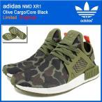 アディダス adidas スニーカー メンズ 男性用 ノマド XR1 Olive Cargo/Core Black オリジナルス(adidas NMD XR1 Originals Limited BA7232)