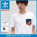 アディダス adidas Tシャツ 半袖 メンズ スウィート リーフ ポケット オリジナルス(Sweet Leaf Pocket S/S Tee Originals BJ8710)