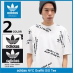 アディダス adidas Tシャツ 半袖 メンズ NYC グラフィティ オリジナルス(NYC Graffiti S/S Tee Originals 男性用 BJ9935 BJ9929)