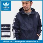 アディダス adidas ジャケット メンズ TKO チャレンジャー 84 ウィンドブレーカー オリジナルス(TKO Challenger 84 Windbreaker JKT BK4628)