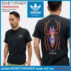 アディダス adidas Tシャツ 半袖 メンズ ボーンスロワー スパイダー コラボ オリジナルス(adidas×BONETHROWER Spider S/S Tee CF0990)