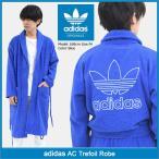 アディダス adidas バスローブ メンズ AC トレフォイル ローブ オリジナルス(AC Trefoil Robe Originals ルームウェア 男性用 CF6936)