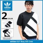 ショッピングカットソー アディダス カットソー 半袖 adidas メンズ EQT ボクシー オリジナルス(EQT Boxy S/S Crew Originals 男性用 BK7180 BP5979)