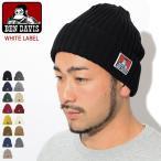 ベンデイビス ニット帽 BEN DAVIS コットン ニット キャップ ホワイトレーベル ( BDW-9500 Cotton Knit Cap 帽子 ニットキャップ ビーニー )