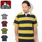 �٥�ǥ��ӥ� �ݥ���� Ⱦµ BEN DAVIS ��� �ѥå� �饰�ӡ�(I-9580009 Patch Rugby S/S Polo �饬������� �饰�ӡ������)