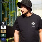 コロンビア Tシャツ 半袖 Columbia メンズ タク フォーク ( columbia Taku Fork S/S Tee T-SHIRTS カットソー トップス 男性用 PM1896 )