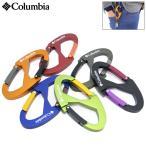 コロンビア Columbia カラビナ アセンズ 3 キーリング(columbia Athens III Key Ring アウトドア メンズ レディース PU2842)