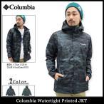 コロンビア Columbia ジャケット メンズ ウォータータイト プリンテッド(Watertight Printed JKT アウター マウンテンパーカー RE1001)