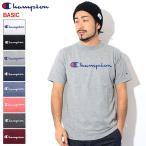 チャンピオン Tシャツ 半袖 Champion メンズ C3-H374(Champion C3-H374 S/S Tee BASIC ベーシック 日本企画 カットソー トップス 男性用)
