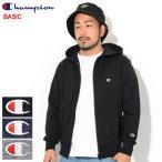 チャンピオン パーカー ジップアップ Champion メンズ C3-Q103 ( C3-Q103 Full Zip Hoodie BASIC ベーシック 日本企画 スウェットシャツ )