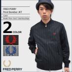フレッドペリー FRED PERRY ジャケット メンズ プリント ボンバー 日本企画(FREDPERRY F2491 Print Bomber JKT アウター ブルゾン)