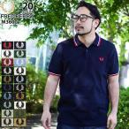 送料無料 フレッドペリー ポロシャツ 半袖 FRED PERRY メンズ ツイン ティップド フレッドペリー ( M3600 Twin Tipped S/S Polo Shirt )