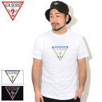 ゲス Tシャツ 半袖 GUESS メンズ マルチ トライアングル ( GUESS Multi Triangle S/S Tee T-SHIRTS カットソー トップス 男性用 MK2K9408K )