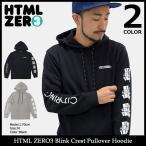 【送料無料】エイチティエムエル ゼロスリー HTML ZERO3 プルオーバー パーカー メンズ ブリンク クレスト(Blink Crest Pullover Hoodie)