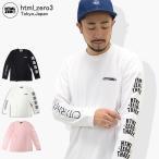 【送料無料】エイチティエムエル ゼロスリー HTML ZERO3 Tシャツ 長袖 メンズ ブリンク クレスト(Blink Crest L/S Tee トップス)