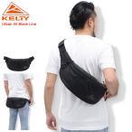 ケルティ KELTY ウエストバッグ アーバン ミニ ファニー ヒップ バッグ(kelty Urban Mini Fanny Hip Bag Urban All Black Line 2592102)
