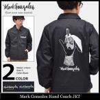 マーク ゴンザレス Mark Gonzales ジャケット メンズ ハンド コーチジャケット(Hand Coach JKT アウター 男性用 MG17S-B02)