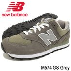 new balance M574 GS Grey