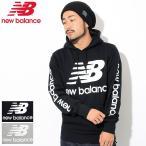 ニューバランス プルオーバー パーカー new balance メンズ NB ロゴ(NB Logo Pullover Hoodie スウェット トップス 男性用 MT83586)