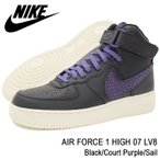 【送料無料】NIKE AIR FORCE 1 HIGH 07 LV8 Black